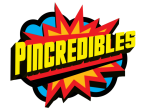 Pincredibles Super Fresh Enamel Pins